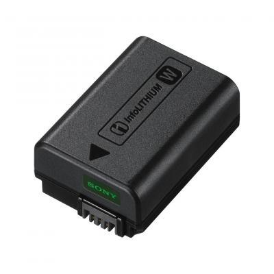 Sony batterij: FW50 Oplaadbare batterijen - Zwart