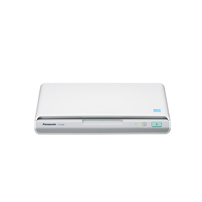 Panasonic KV-SS081 Scanner - Wit