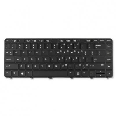 Hp notebook reserve-onderdeel: Premium keyboard (NL) - Zwart