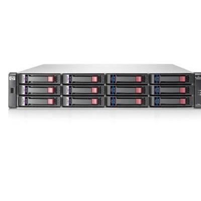 Hewlett Packard Enterprise HP StorageWorks P2000 LFF Modular Smart Array Chassis SAN