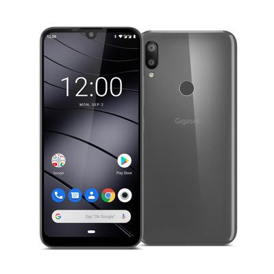 Gigaset GS190 Smartphone - Grijs,Titanium 16GB