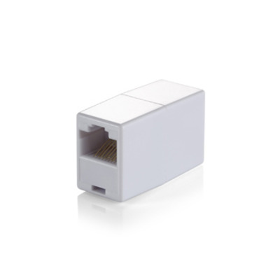 Equip Cat.5e RJ45 Inline Coupler Kabel adapter - Wit