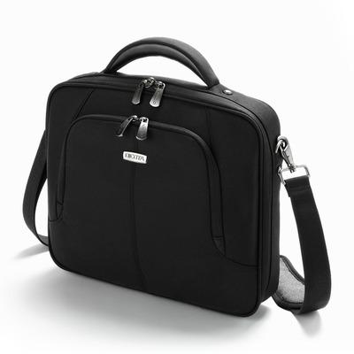 Dicota Multi Compact Laptoptas - Zwart