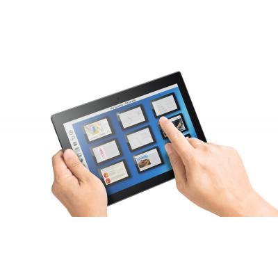 Lenovo tablet: TAB 3 10 BUSINESS - Zwart