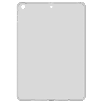 CP-CASES Softcase Backcover iPad 10.2 (2019 / 2020) - Transparant - Transparant / Transparent Tablet case
