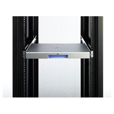Hewlett Packard Enterprise HP 1U UK Rackmount Keyboard with USB - QWERTY Toetsenbord - Zilver