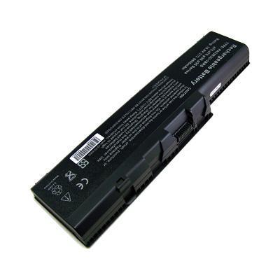 Acer batterij: Battery Li-Ion 3 Cell 2900mAh BLK - Zwart