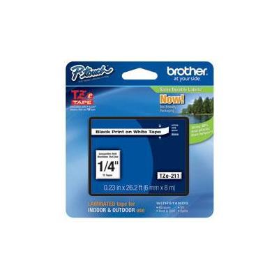 Brother TZE211 labelprinter tape