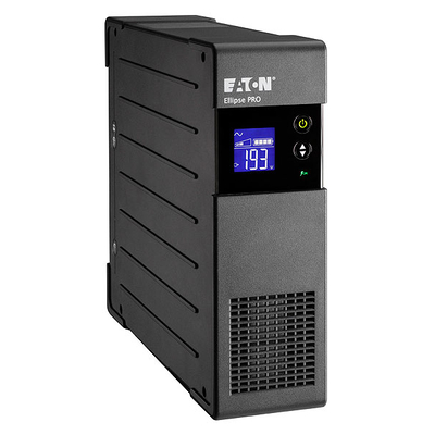 Eaton UPS: Ellipse PRO 850 DIN - Zwart