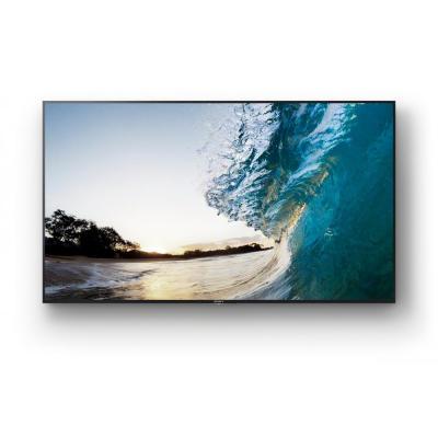 "Sony led-tv: 165.1 cm (65 "") , 3840 x 2160, 16:9, LCD, Edge LED, 4K X-Reality PRO, HDR, 4x HDMI, 3x USB, HDCP 2.2, ....."