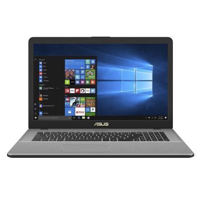 "ASUS VivoBook Pro N705FD-GC043T 17,3"" i7 8GB RAM 1TB HDD 128GB SSD Laptop - Grijs"