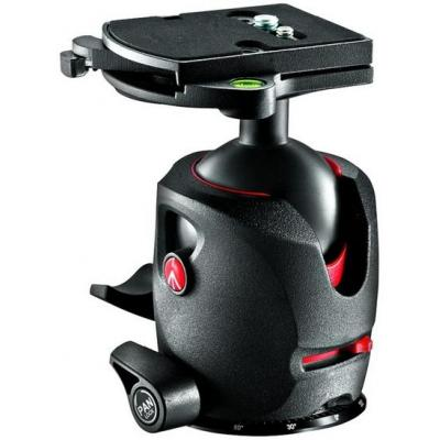 Manfrotto statief accessoire: 057 Mag Ball Head RC4, lateral tilt: -103° / +40°, load capacity: 15kg, panoramic .....