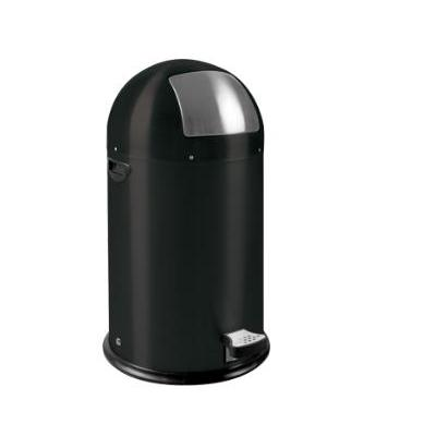 Eko - europe prullenbak: VB 9648 - Zwart