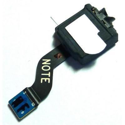 Samsung Earjack FPCB for GT-P5100 Notebook reserve-onderdeel - Zwart, Blauw