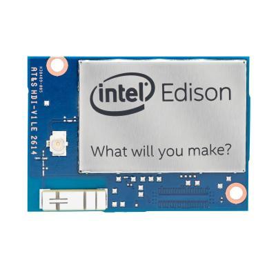 Intel : Edison Compute Module (IoT)