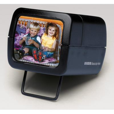 "Kaiser fototechnik Diaprojector: ""diascop mini 2"" Slide Viewer"