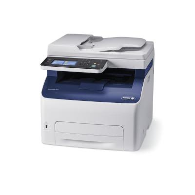 Xerox WorkCentre 6027V_NI multifunctional - Blauw, Wit