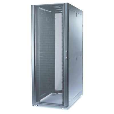 APC NetShelter SX 48U 750mm Wide x 1200mm Deep Enclosure with Sides Black -2000 lbs. Shock Packaging Rack - Zwart