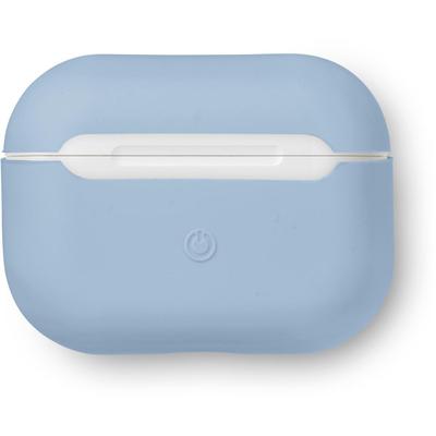 ESTUFF AirPods Pro Silicone Case Koptelefoon accessoire - Blauw