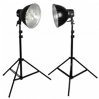 Walimex lamp: 16319 - Zwart, Wit