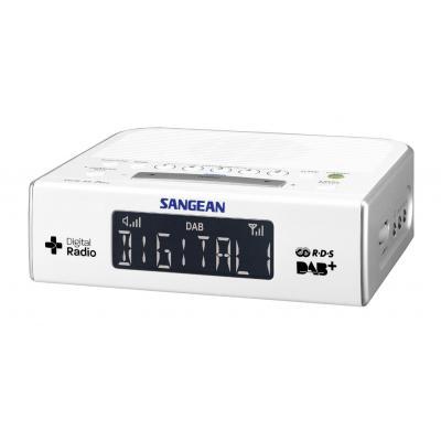 Sangean radio: DC-R89 - Wit
