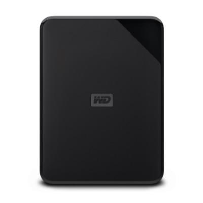 Western Digital WDBJRT0020BBK-WESN Externe harde schijf - Zwart