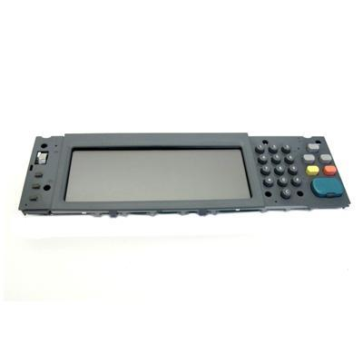Hp printing equipment spare part: Control panel assembly - Includes keypad and touchscreen display