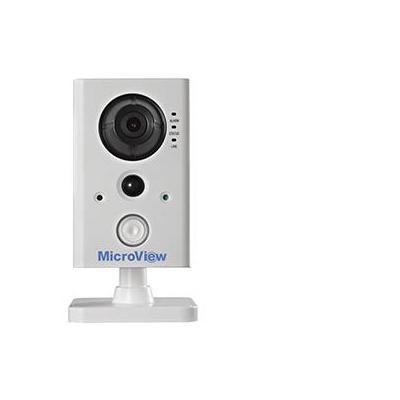 MicroView MVIC-01IR-E Beveiligingscamera - Zwart,Wit