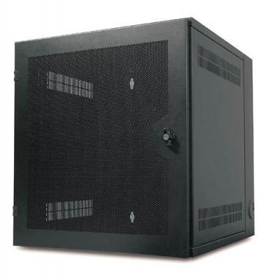 Apc rack: NetShelter WX 13U - Zwart