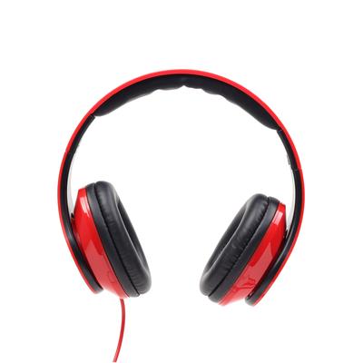 Gembird 20 - 20000 Hz, 108 dB, 32 Ω Headset - Rood