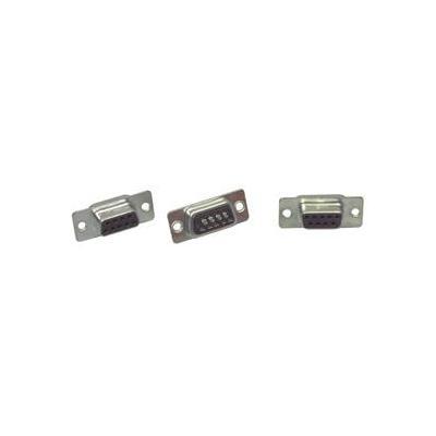 Valueline kabel connector: Sub-D Contra Plug - Zilver