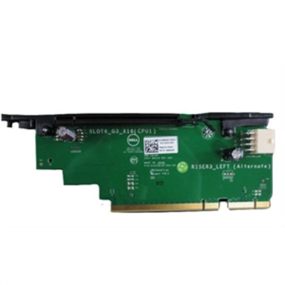 Dell slot expander: R730 PCIe Riser 3, Left Alternate, 1 x16 PCIe Slot