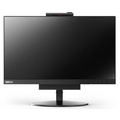 Lenovo touchscreen monitor: ThinkCentre Tiny-In-One 22 Gen3 - Zwart