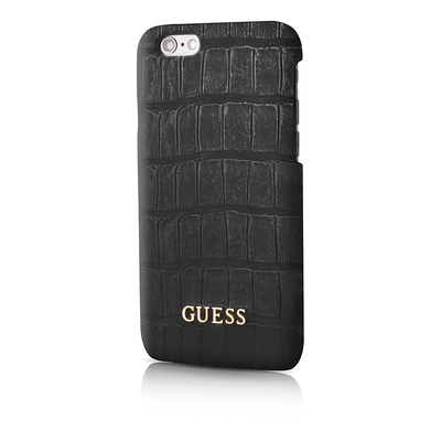 GUESS GUHCP6MCOBK Mobile phone case - Zwart