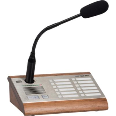 Axis 01208-001 Microfoon - Zwart, Bruin, Grijs