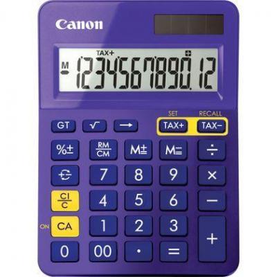 Canon LS-123K Calculator - Paars