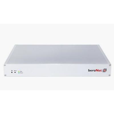 "BeroNet Appliance VoIP only Model ""M"", 8GB DDR4 RAM, 250GB M.2 SSD, 4 x USB 3.0, VGA, DisplayPort, 2 x 1 GbE ....."