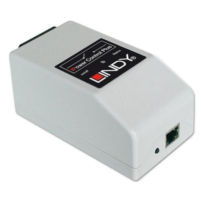 Lindy remote power controller: RJ-45, 230V, 2000W, Grey