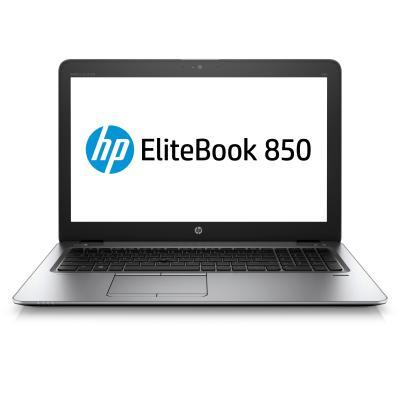 Hp laptop: EliteBook 850 G3 - Zilver