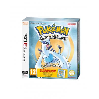 Nintendo spelcomputer: Pokemon, Gotta Catch 'em All (Silver Version)  3DS