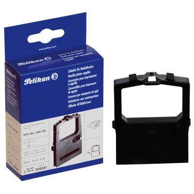 Pelikan printerlint: 1 Nylon Re-Inking - Zwart