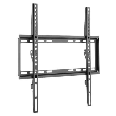 """LogiLink TV wall mount, fix, 32–55"""", max. 35 kg Montagehaak - Zwart,Roestvrijstaal"""