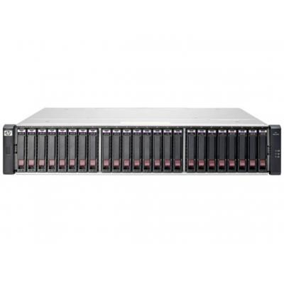 Hewlett Packard Enterprise MSA 2040 no SFP w/6 600GB SAS SFF HDD Bundle/TVlite SAN