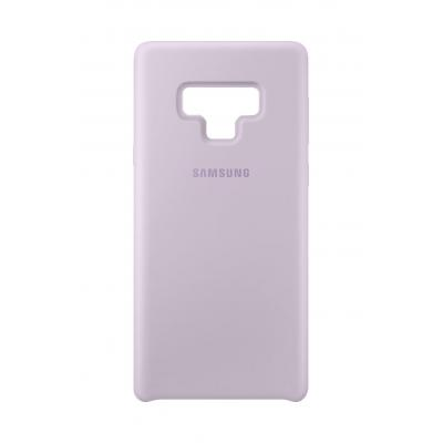 Samsung mobile phone case: Silicone Cover - Paars