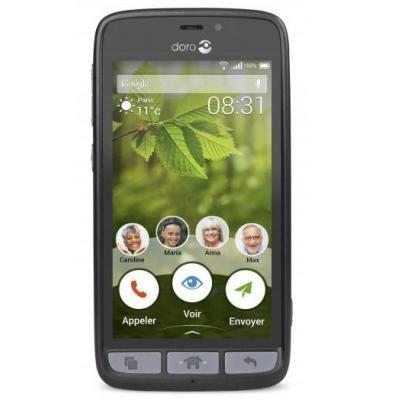 Doro smartphone: 8031 - Zwart 8GB