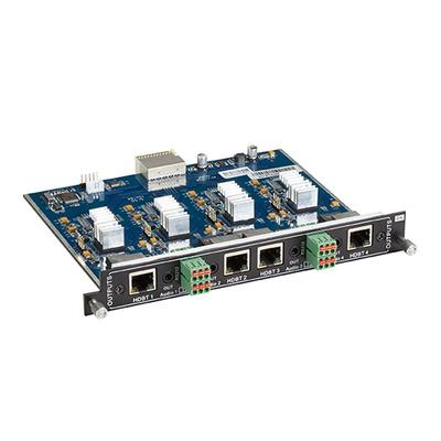 Black Box Modular Video Matrix Switcher Input and Output Cards Interfaceadapter