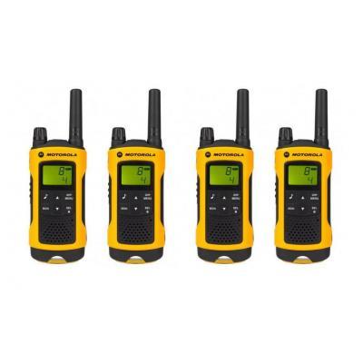Motorola walkie-talkie: TLKR T80 Extreme Quadpack