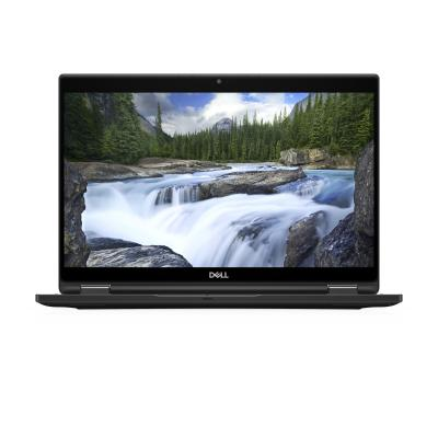 Dell laptop: Latitude 7390 2-in-1 - Zwart
