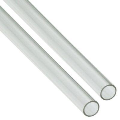 Nanoxia CF PETG Hard Tube 12/10 mm - 2 x 100 cm Cooling accessoire - Transparant