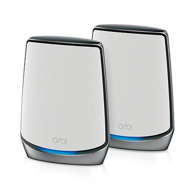Netgear Orbi RBK853 AX6000 WiFi 6 (3 Pack) Wireless router - Wit